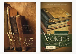 Voices from the Past Pack (2 Volumes) by Rushing, Richard (voices-pack) Reformers Bookshop