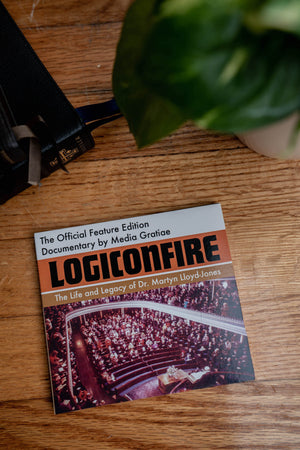 Logic on Fire — Feature Edition DVD Package by (752830594968) Reformers Bookshop