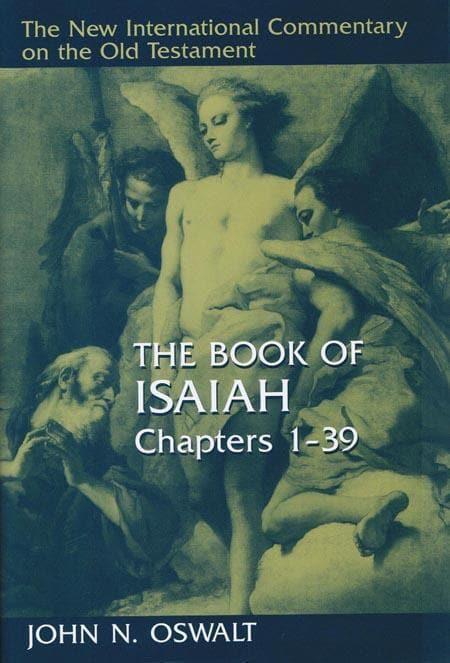 9780802825292-NICOT Book of Isaiah 1- 39, The-Oswalt, John N.