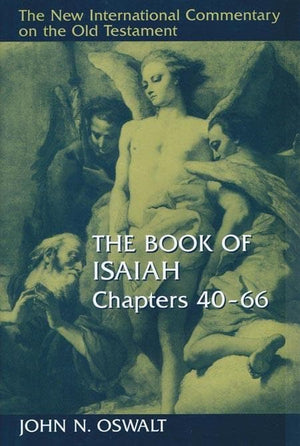 9780802825346-NICOT Book of Isaiah 40 - 66, The-Oswalt, John
