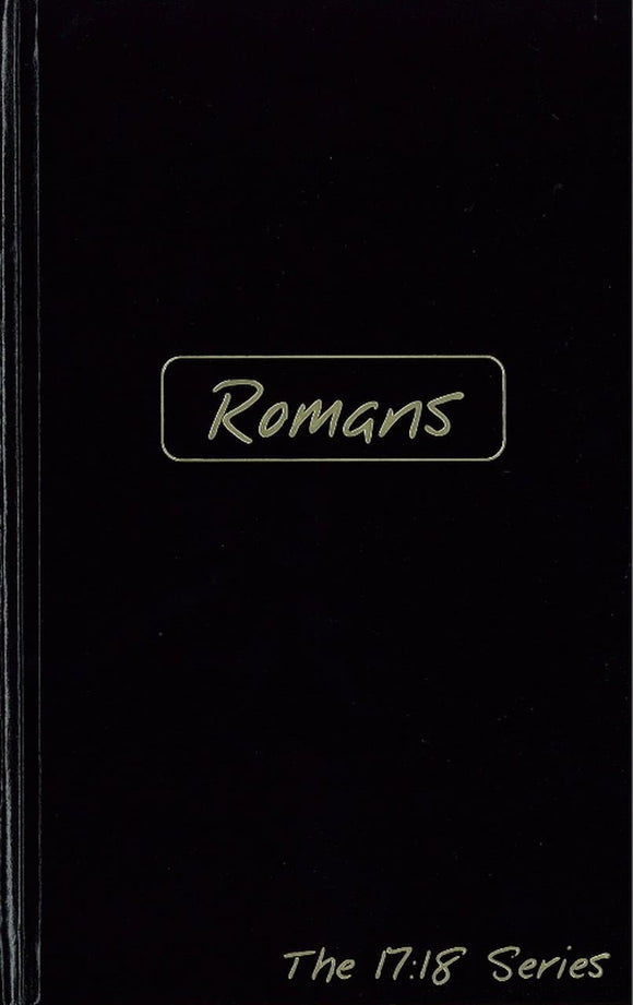 Romans - Journible The 17:18 Series