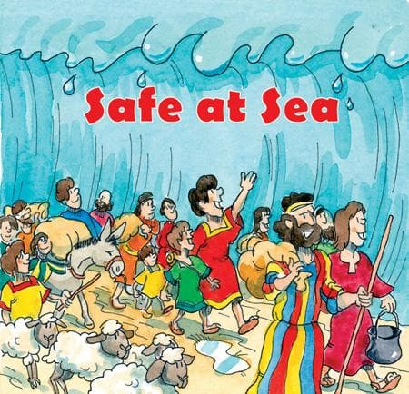 9781857923469-Safe at Sea [Board Book]-Scrimshire, Hazel