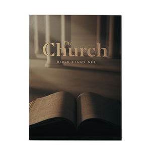 The Church: Study Set by Johnson, Jeff (thechurch) Reformers Bookshop