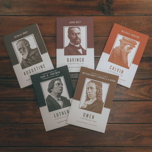 Theologians on the Christian Life - Pack 2 (5 Volumes) by Various (tocl2) Reformers Bookshop