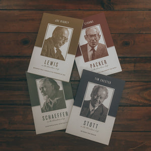 Theologians on the Christian Life - Pack 3 (4 Volumes) by Various (tocl3) Reformers Bookshop