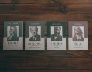 Theologians on the Christian Life - Pack 4 - Preachers (4 Volumes) by Various (tocl4) Reformers Bookshop