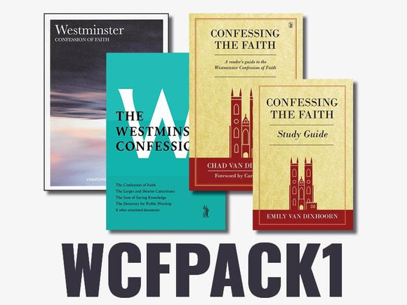 Westminster Confession Pack 1