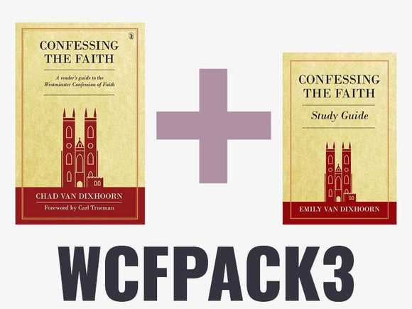 Westminster Confession Pack 3
