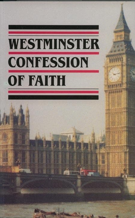 9780902506350-Westminster Confession of Faith, The-Westminster Assembly