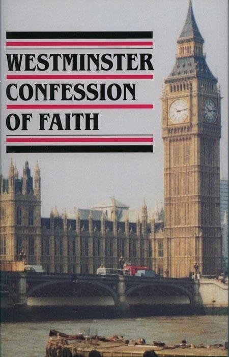 9780902506084-Westminster Confession of Faith, The-Westminster Assembly