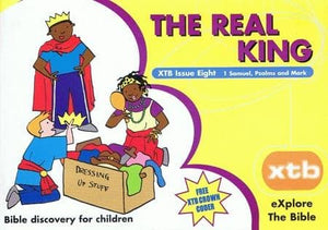 9781904889083-XTB 08 The Real King-Mitchell, Alison