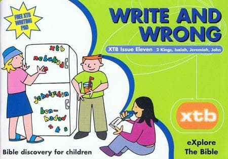 9781904889144-XTB 11 Write and Wrong-Mitchell, Alison