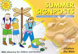 9781873166901-XTB Summer Signposts-Mitchell, Alison