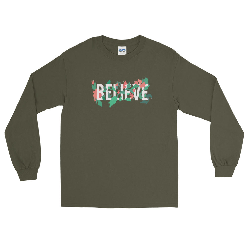 13Rounds Believe Long sleeve