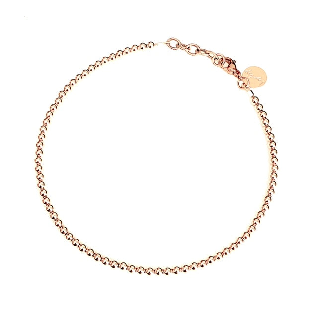 2MM 14kt Gold-Filled Anklet