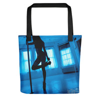 Pole Dance Tote bag