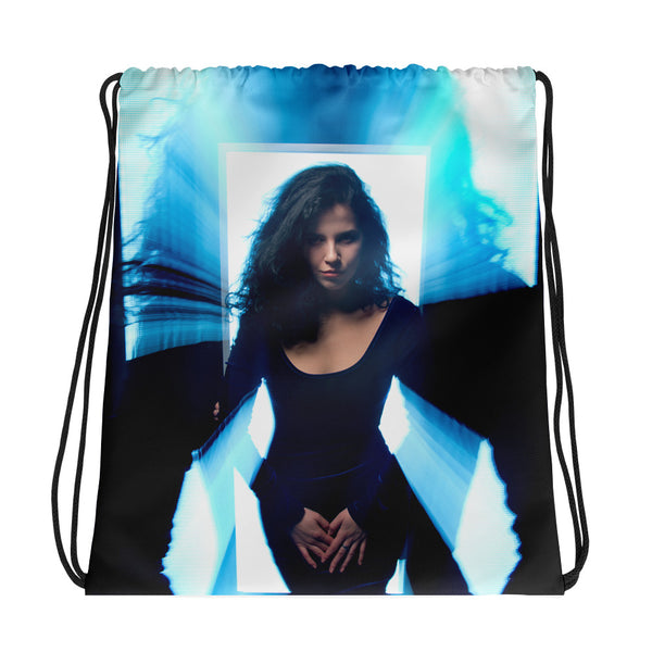 Lure Drawstring bag