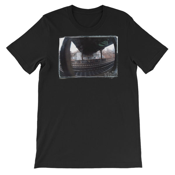 NYC Graffiti 1 Short-Sleeve Unisex T-Shirt