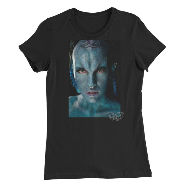Alien 850 Women's Slim Fit T-Shirt