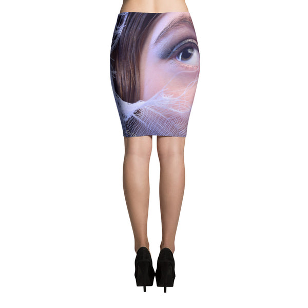 Untitled 2 Pencil Skirt