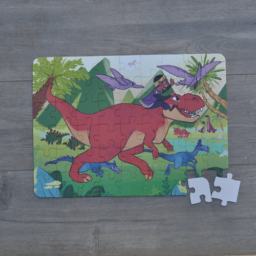 Large Dinosaur Valley Puzzle (12