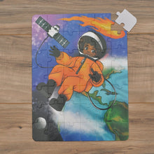 Space Explorer (10.5in x 14in w/42 pieces)