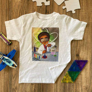 Youth - Future Scientist Short Sleeve T-Shirt
