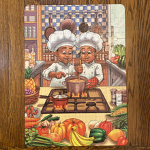 DAMAGED BOX XL Future Future Chefs Puzzle (14in x 19.5in w/100 Pieces)