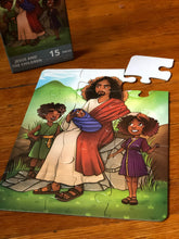 Jesus' Kids Puzzle (9in x 12in w/15 pieces) - Available Again in Late October