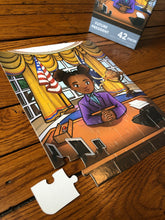 Future President - Oval Office (10.5in x 14in w/42 pieces) Damaged Box