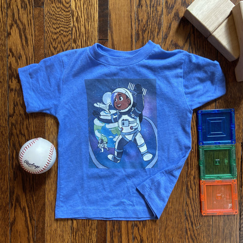 Toddler - Future Astronaut Short Sleeve Tee