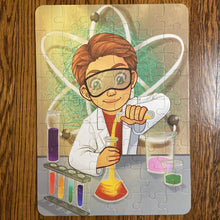 Chemistry Laboratory (12in x 16.5in w/54 pieces)