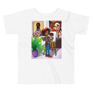 Toddler - Future Artist Short Sleeve Tee