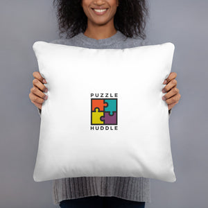 Flashy Flags Basic Pillow