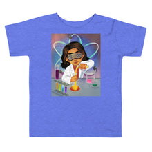Toddler - Scientist Girl Short Sleeve Tee