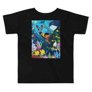 Toddler - Ocean Exploration Short Sleeve Tee