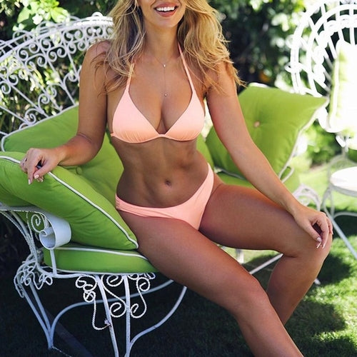 Fabulous Bikini Set Swimwear, (S-XL)