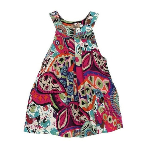 Fashion Toddler Baby Girl Flower Dress, (2T-10)