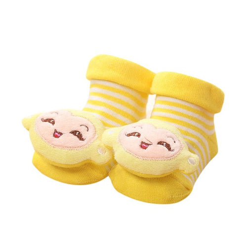 Newborns Cotton Baby Socks