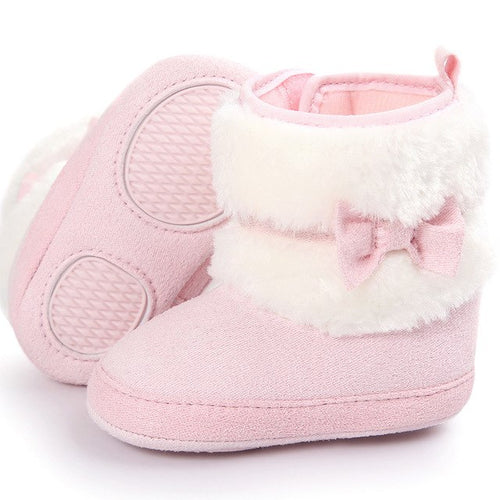 Baby Shoes Lovely  Bowknot 3 color, (baby sizes)