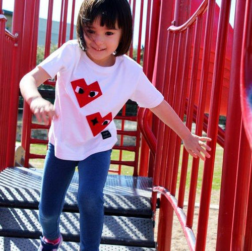 Kids T-shirt - I Heart