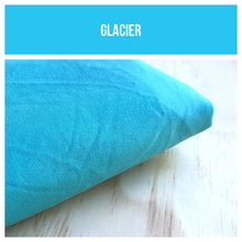 Glacier Stretch French Terry 250gsm