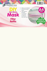 Matilda's Own Mask Refills - 100% Polyester