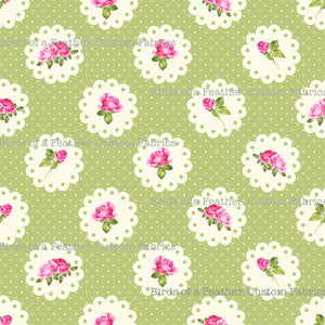 Apple Floral Portrait - Mix & Match