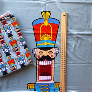 Retro Nutcracker! Panel
