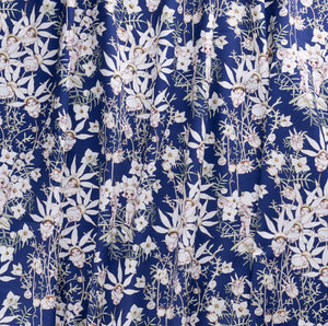 May Gibbs ~ Flannel Flower Babies - Midnight • Mid-Weight Cotton