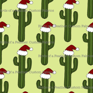Christmas is for Cactus Project Panel