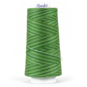 Maxi-Lock Swirls Thread Kiwi Twist