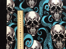Sea Lover Skull Project Panel