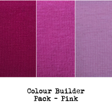 Colour Builder Pack - Pink